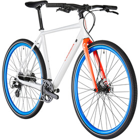 ORBEA Carpe 30, white/red